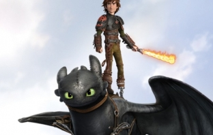 How To Train Your Dragon 2 (Official Trailer #2)