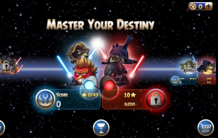 Angry Birds Star Wars 2 (Master Your Destiny Gameplay Trailer)