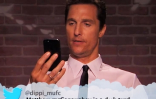 Джими Кимел представя: Celebrities Read Mean Tweets #7