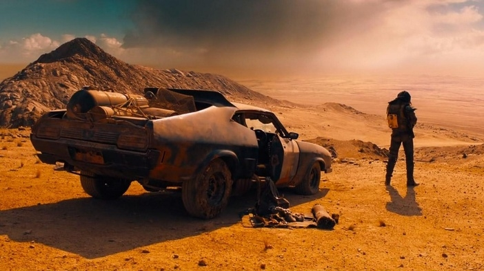 Mad Max: Fury Road (Official Trailer)