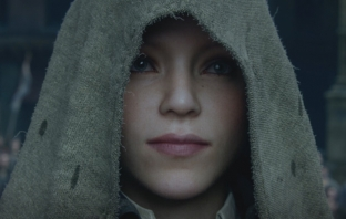 Assassins Creed Unity - Arno Master Assassin CG Trailer Introducing Elise