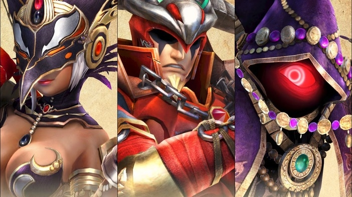 Hyrule Warriors Official Nintendo Trailers Playlist