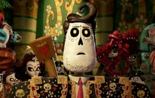 Book of Life (Official Trailer)