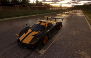Project CARS (Driving in the Rain PS4 Trailer)