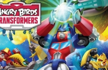 Angry Birds Transformers Cinematic Trailer (VHS-Rip)