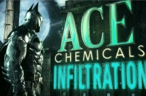 Batman: Arkham Knight (Ace Chemicals Infiltration Trailer: Part 1)