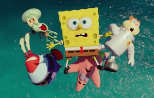 The SpongeBob Movie: Sponge Out Of Water (Official Trailer)
