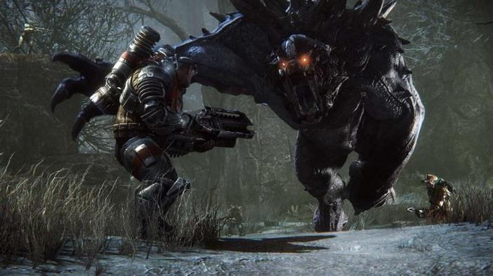 Evolve (Behemoth Monster Trailer)