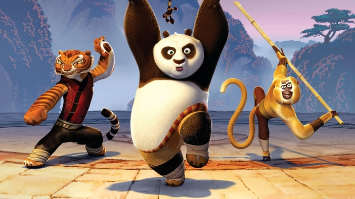 Kung Fu Panda 3 (Official Trailer)