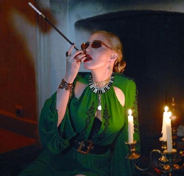 Новият албум на Мадона ще бъде повлиян от португалската музика