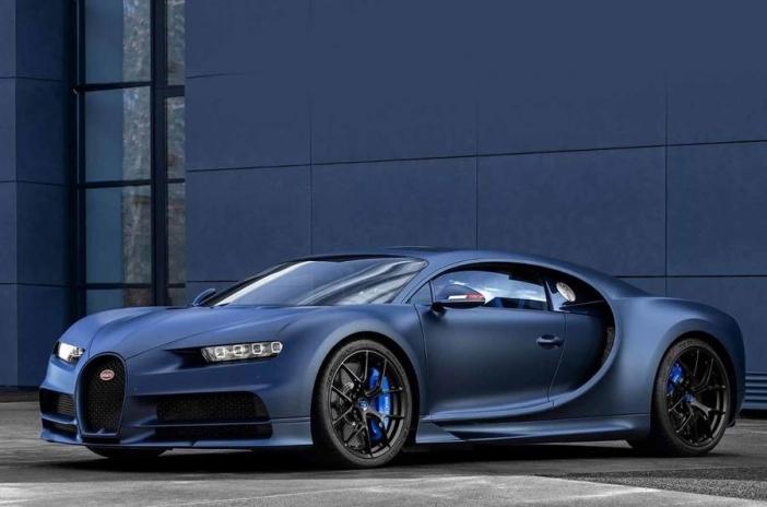 """""""Bugatti"""" чества 110 години със специален Chiron"""