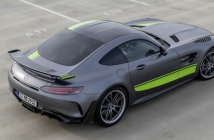 Mercedes-AMG GT Black Series ще е най-бързият AMG досега