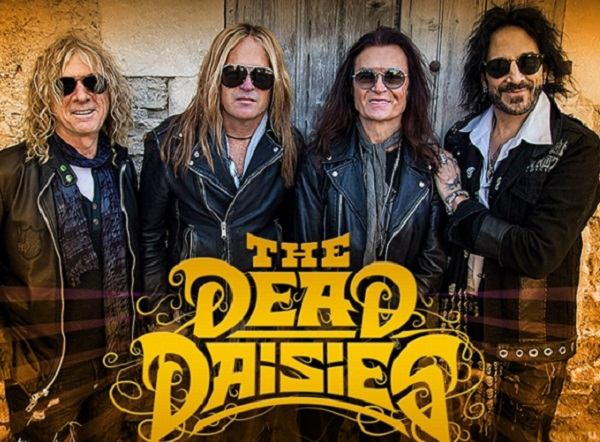 "Глен Хюз пристига за ""Midalidare Rock in the wine valley"" с бандата ""The Dead Daisies"""