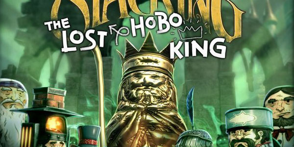 THQ обявиха Stacking: The Lost Hobo King DLC