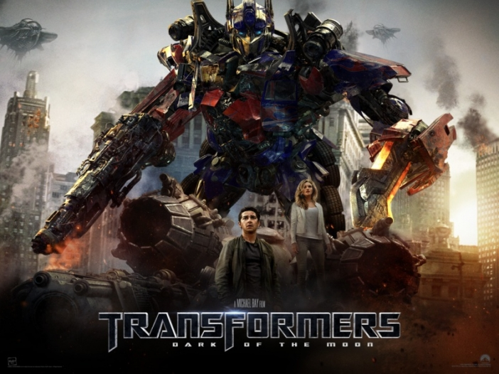 Трансформърс 3 (Transformers: Dark of the Moon)