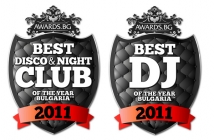 Избери Best DJ & Best Club of Bulgaria 2011