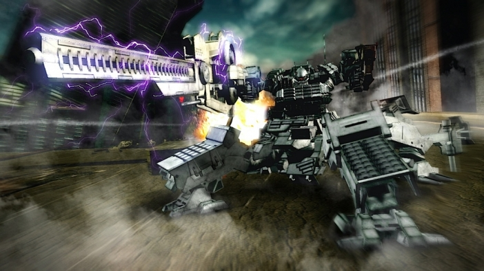 Armored Core 5 излиза за PlayStation 3 и Xbox 360 на 23 март