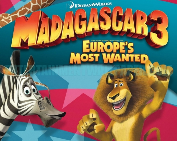 Мадагаскар 3 (Madagasacar 3 Europe's Most Wanted)
