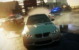 Следващата Need for Speed ще е... Most Wanted от Criterion Games