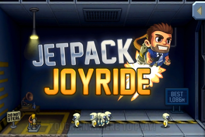 Jetpack Joyride, Limbo с 2012 Apple Design Awards