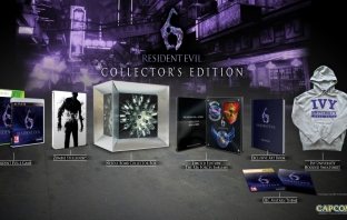 Обявиха Resident Evil 6 Collector's Edition за Европа