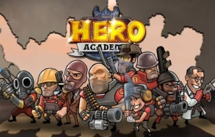 Hero Academy излиза за PC през август с Team Fortress 2 Team