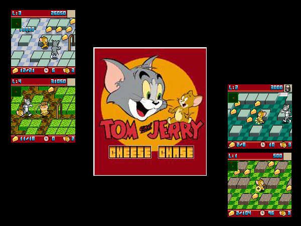 Tom & Jerry: Cheese Chase