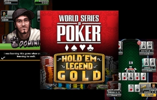 World Series of Poker 4: Hold 'em Legend Gold