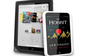 Nook HD и HD+ - отговорът на B&N нa Kindle Fire HD