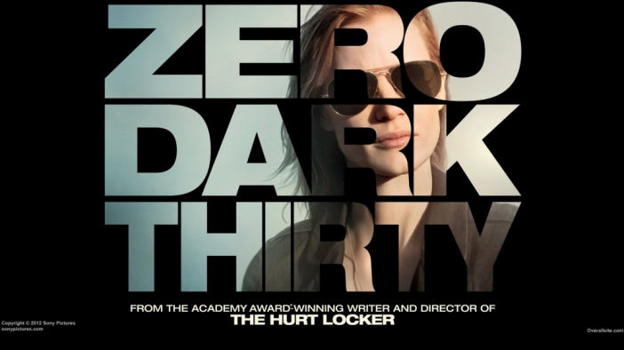 Zero Dark Thirty - патриотичен трилър на лов за кинонагради
