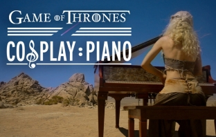 Светът и музиката на Game of Thrones в Cosplay Piano Series Ep. 4 (Видео)