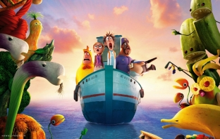 Cloudy with a Chance of Meatballs 2 опустоши американския боксофис