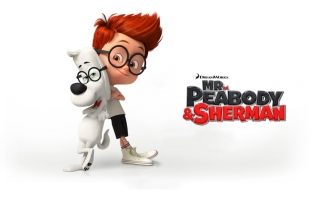 Мистър Пибоди и Шърман (Mr. Peabody and Sherman)