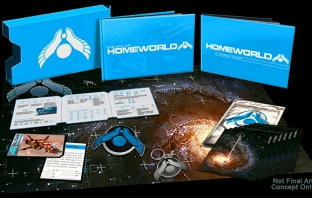 Gearbox преименува Homeworld HD на Homeworld Remastered