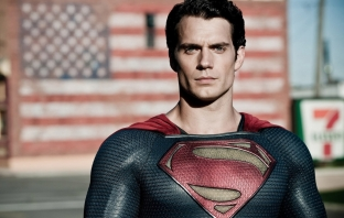 Superman с първи постер от Batman V Superman: Dawn of Justice
