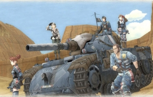 Valkyria Chronicles излиза за PC