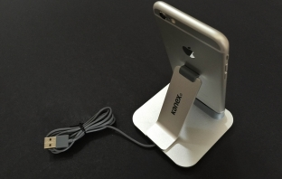 Kanex Lightning Sync & Charge Dock – винаги до вас