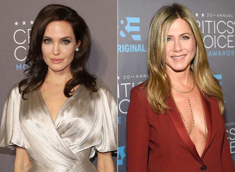 Дженифър Анистън и Анджелина Джоли ще се появят заедно на